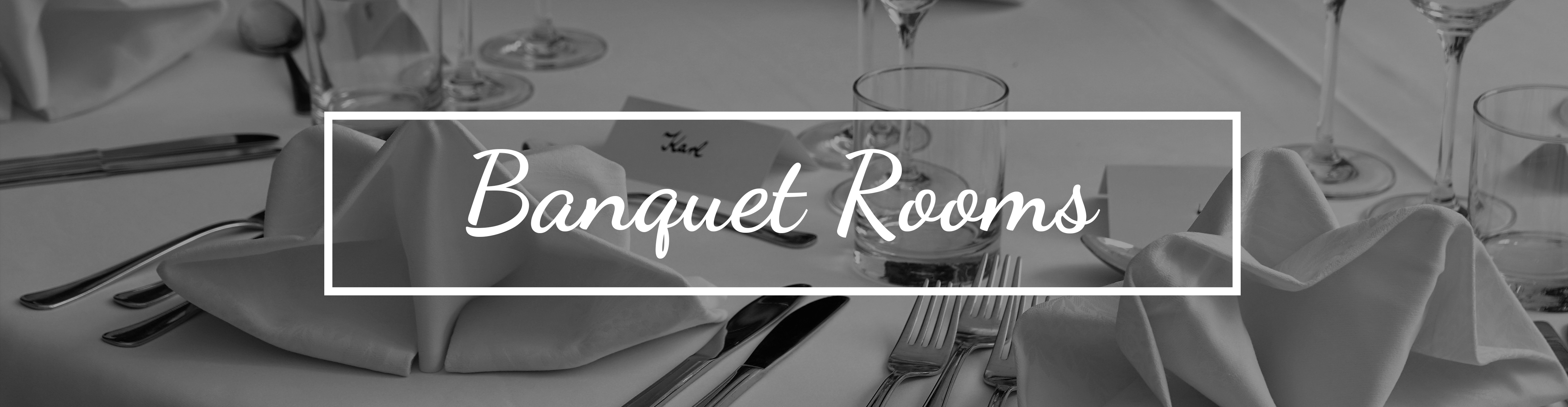 Banquet Rooms A Touch Of Class By Candlelite